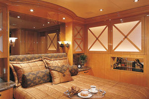 124' Christensen Raised Pilothouse My 1999 Guest Stateroom, Stbd Fwd