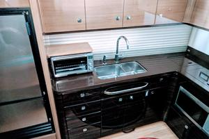 45' Formula 45 Yacht 2012 Galley