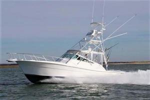 40' Topaz 40 Express 2006 Sistership Profile