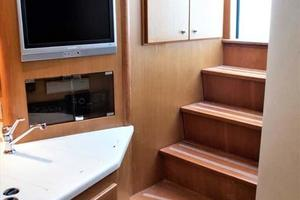 40' Topaz 40 Express 2006 Cabin Entry