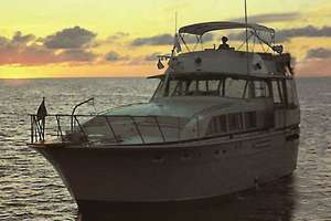 58' Bertram 58 Flybridge Motor Yacht 1981 Manufacturer Provided Image
