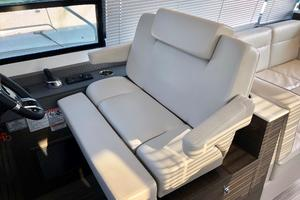 50' Cruisers Yachts 50 Cantius 2019 Cruisers 50 Cantius Helm Seat