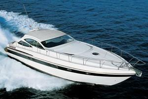 52' Pershing 52' 2004 Manufacturer Provided Image: Pershing 52