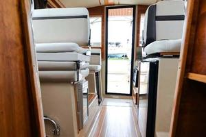 28' Cutwater C-28 2018 Looking Aft