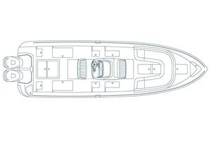 32' Intrepid 327 Center Console 2015 Manufacturer Provided Image