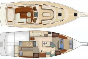41' Island Packet SP Cruiser 2007 Manufacturer Provided Image