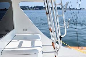 photo of Buddy-Davis-47-Sportfish-1988-Yellowfin-Milford-Connecticut-United-States-Cockpit-Amenities-1031256