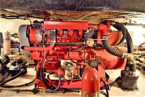 47' Buddy Davis 47 Sportfish 1988 Generator