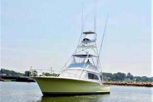 47' Buddy Davis 47 Sportfish 1988 Port Side
