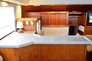 47' Buddy Davis 47 Sportfish 1988 Galley Countertop