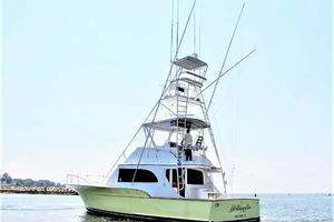 photo of Buddy-Davis-47-Sportfish-1988-Yellowfin-Milford-Connecticut-United-States-Port-Aft-Qtr-1031235