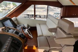 54' Riviera Belize 54 Daybridge 2015 RivieraBelize54DaybridgeLowerHelmSeating