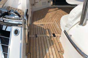 54' Riviera Belize 54 Daybridge 2015 Riviera Belize 54 Daybridge Transom Doors