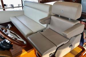 54' Riviera Belize 54 Daybridge 2015 Riviera Belize 54 Daybridge Lower Helm Seating