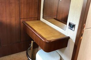 54' Riviera Belize 54 Daybridge 2015 Riviera Belize 54 Daybridge VIP Cabin Vanity