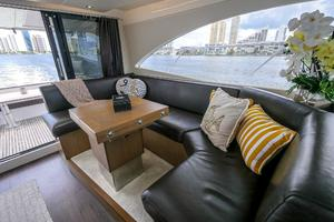 49' Beneteau 49 GT 2015 Salon Aft Facing