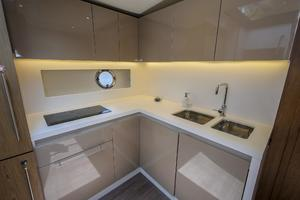 49' Beneteau 49 GT 2015 Galley