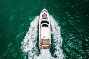 49' Beneteau 49 GT 2015 Overhead