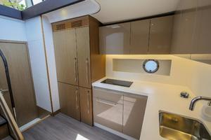 49' Beneteau 49 Gt 2015 Galley Aft Facing