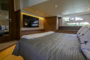 49' Beneteau 49 GT 2015 Master Stateroom Entertainment