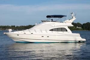 50' Cruisers Yachts 5000 Sedan 2000 Profile
