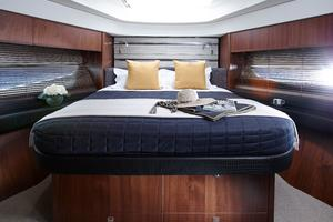 74' Princess S72 2015 Manufacturer Provided Image: Princess S72 Forward Cabin