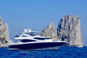 88' Sunseeker 88 Yacht 2012