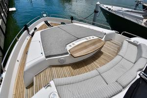 88' Sunseeker 88 Yacht 2012 Bow Seating
