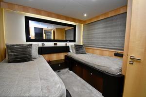 88' Sunseeker 88 Yacht 2012 Port Guest Stateroom