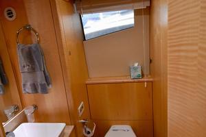 88' Sunseeker 88 Yacht 2012 On Deck Day Head