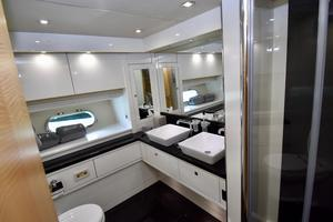 88' Sunseeker 88 Yacht 2012 VIP Head and Shower