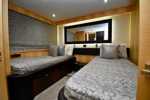 88' Sunseeker 88 Yacht 2012 Starboard Guest Stateroom