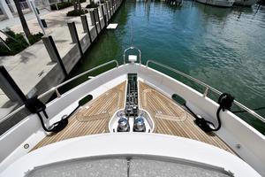 88' Sunseeker 88 Yacht 2012 Bow Area