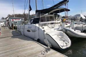 40' Fountaine Pajot LAVEZZI 2006 Aft