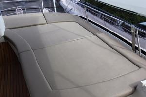 50' Prestige 500 Flybridge 2014 Bridge Sun Lounge