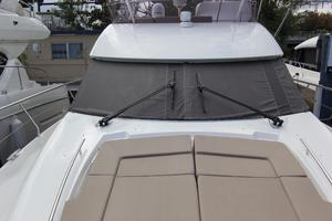 50' Prestige 500 Flybridge 2014 Windshield & Side Window Covers