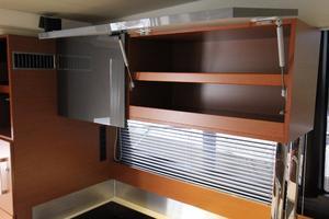 50' Prestige 500 Flybridge 2014 Overhead Storage