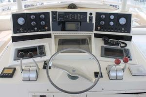 57' Viking Convertible 1989 Helm