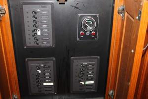 57' Viking Convertible 1989 Electrical Panel ll