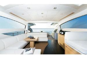 65' Pershing 64 2011 Manufacturer Provided Image