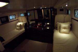57' Trumpy Cpmy 1960 Master Stateroom