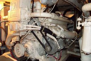 57' Trumpy Cpmy 1960 Starboard Engine