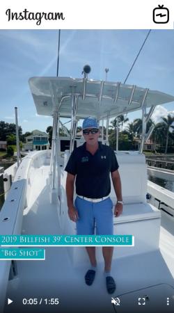 Watch IGTV Video 2019 Billfish 39 CC - Big Shot