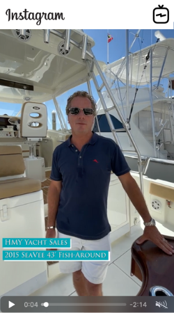 Watch IGTV Video - 2015 SeaVee Fish Around - Exit Strategy