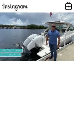 Watch IGTV Video 2021 Tiara Yachts 34 - Bianca Mar
