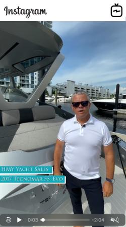 WATCH IGTV VIDEO 2017 Tecnomar 55 Evo