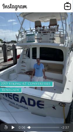 WATCH IGTV VIDEO 2015 Viking 42 Convertible Renegade