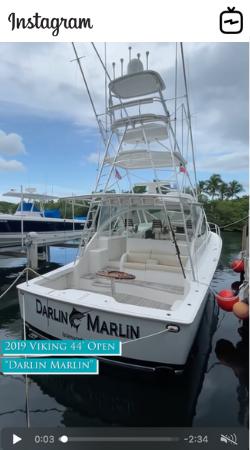 Watch IGTV Video 2019 Viking 44 Open Darlin Marlin