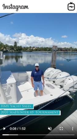 Watch IGTV Video 2020 SeaHunter 45 Tournament - Medium Rare
