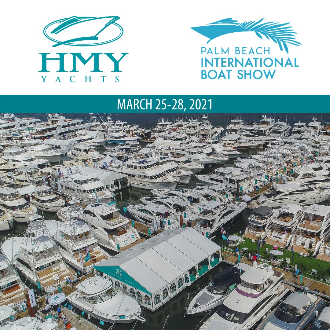 2021 Palm Beach International Boat Show